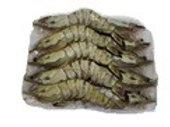 Shrimps Tiger Head On Shell On U 15 (Medium) 2 Kg