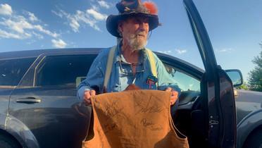 Jack's new vest