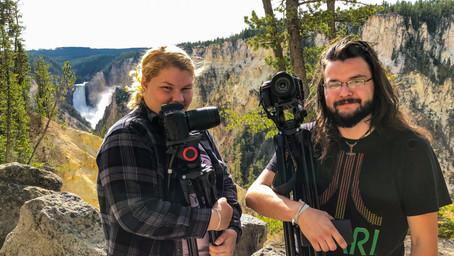 Yellowstone shoot