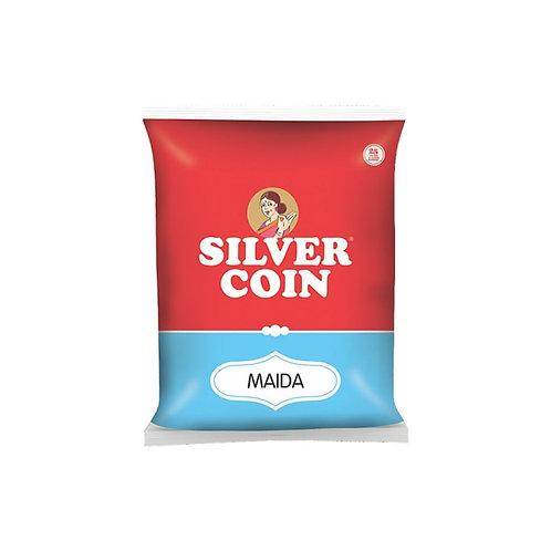 Silver Coin Maida 1Kg