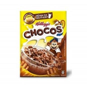 Kellogg's Cornflakes Chocos Family Pack, 700 g