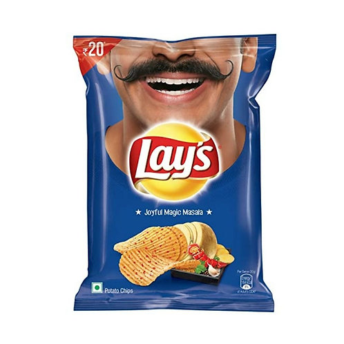 Lay's India's Magic Masala Chips - Pack of 2