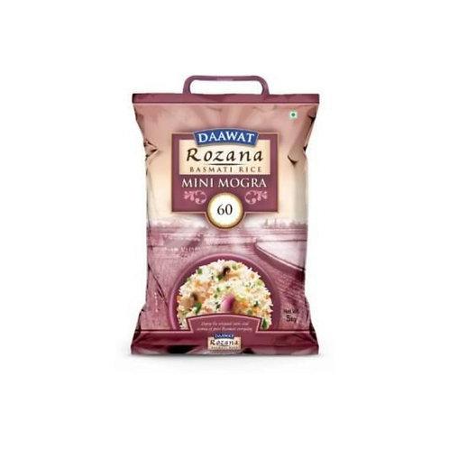 Daawat Rozana Mini Mogra Broken Basmati Rice 10 kg