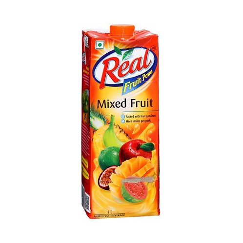 Real Mixed Fruit Juice 1 L