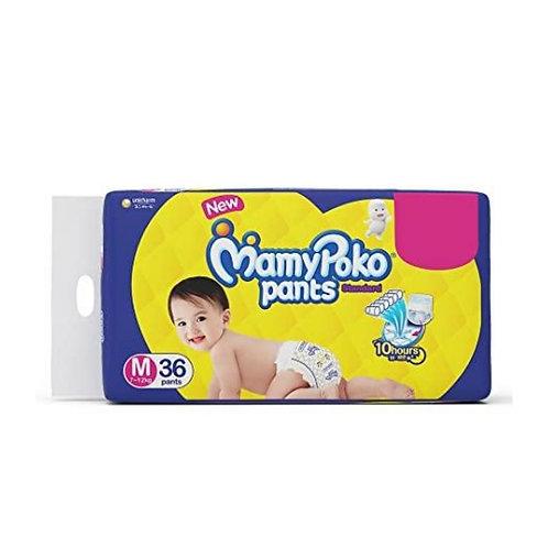 Mamy Poko Standard Medium Pants 36 N