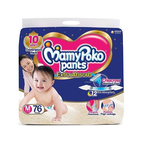 Mamy Poko Pants Medium, 15 U