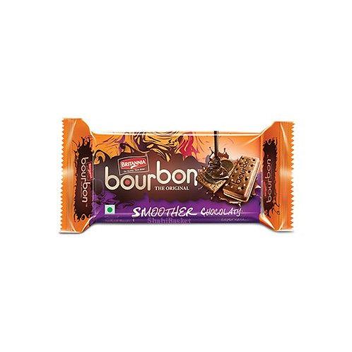 Britannia Bourbon Treat Biscuit 60 g