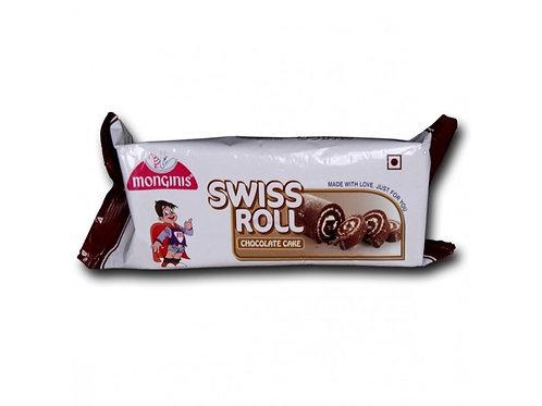 Monginis Sw Roll Chocolate 40 g