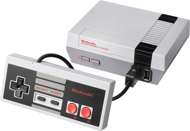 NES Classics in store, Best Buy, Monday. Who said they were discontinued?