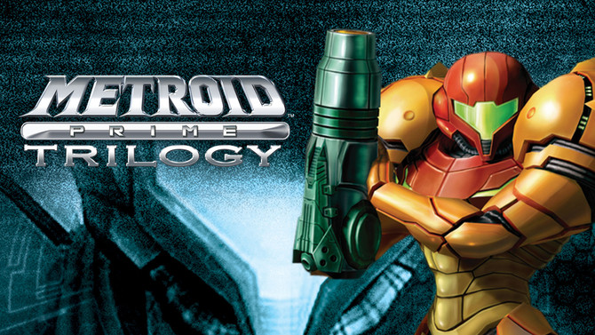 Metroid Prime Trilogy Switch?  You know you want it!