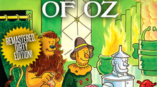 DING DONG, THE WITCH IS SCREWED….  THE DIRTY VERSION OF WIZARD OF OZ IS HERE!