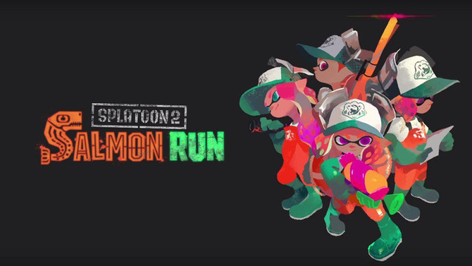 25 hours in, I'm addicted to Splatoon 2's Salmon Run!  Tips below!