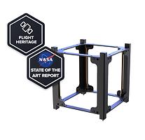 1U Cubesate Structure