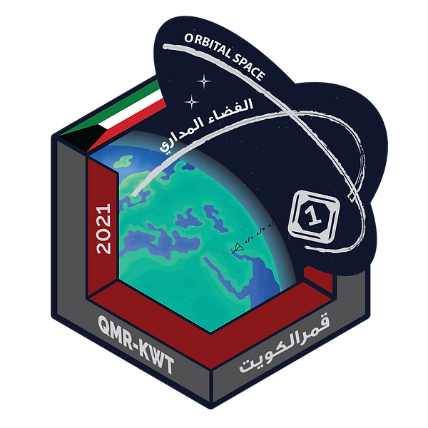 QMR-Q8 Mission Patch