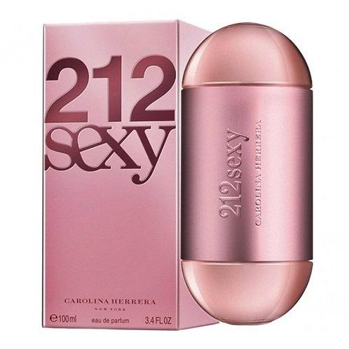 Perfume 212 Sexy Fem 100ml Carolina Herrera