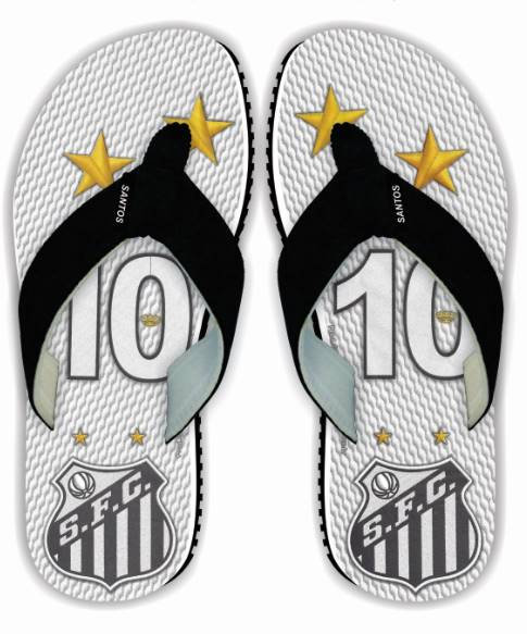 110028-SANTOS- SURF-Masculino Adulto-Borracha -33/34 ao 45/46