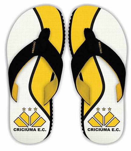 133205-CRICIÚMA- SURF-Masculino Adulto-Borracha -33/34 ao 45/46