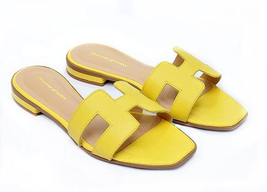 R. H012 - Amarelo Couro Inspiração Hermes - Christian Fischer