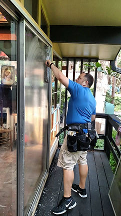 Window Cleaning Green House