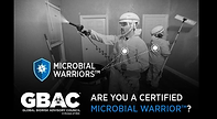 BioSheen's Rob Reynolds earns certification as Microbial Warrior