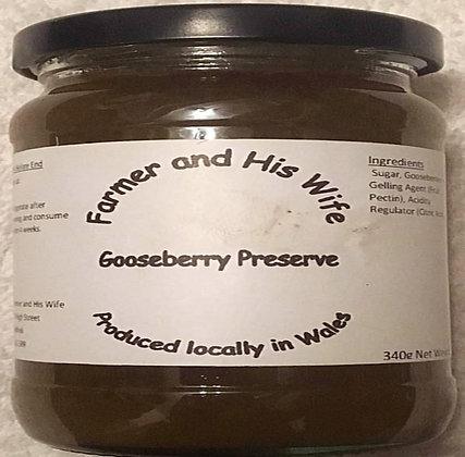Gooseberry Preserve
