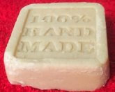 Vanilla Soap - Handmade Bar