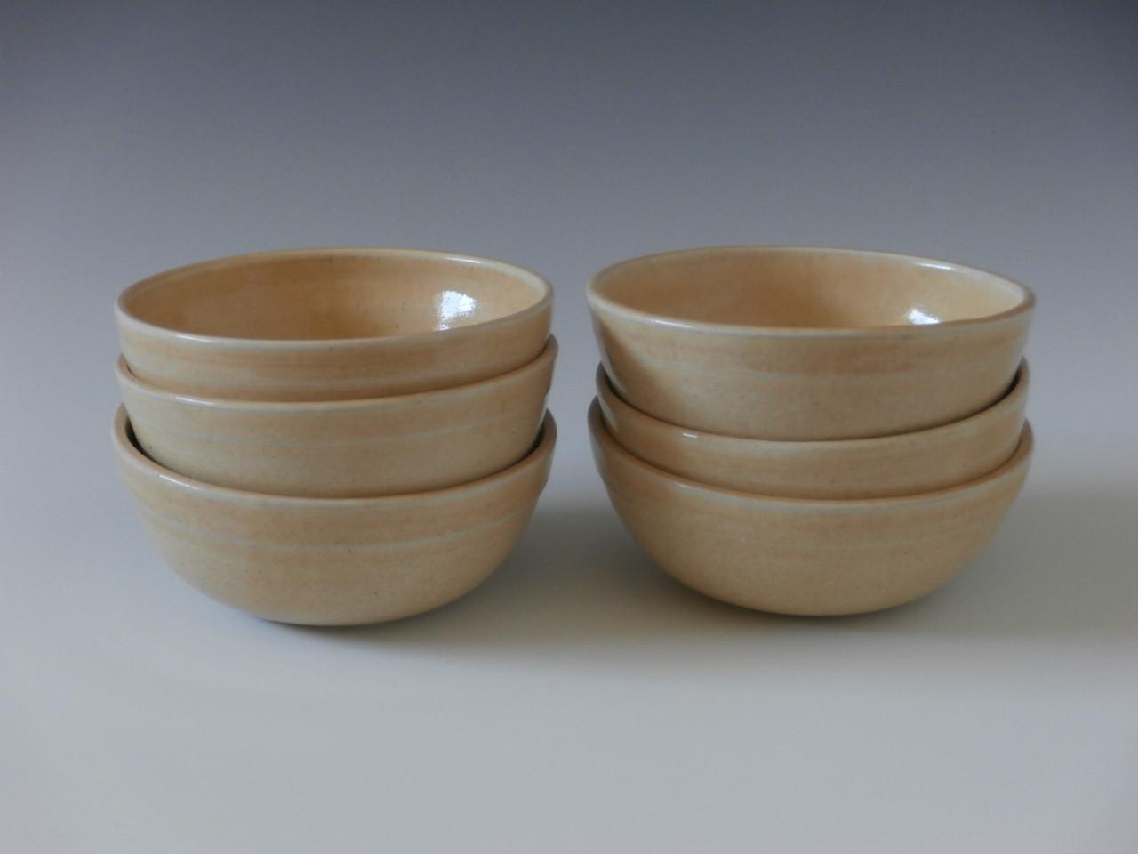 set of oatmeal bowls