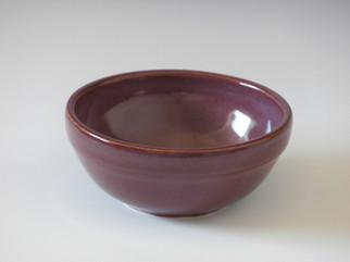 small plum bowl