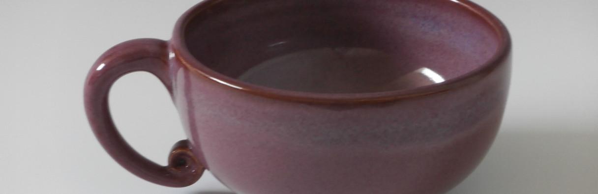plum soup bowl