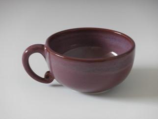 purple soup bowl