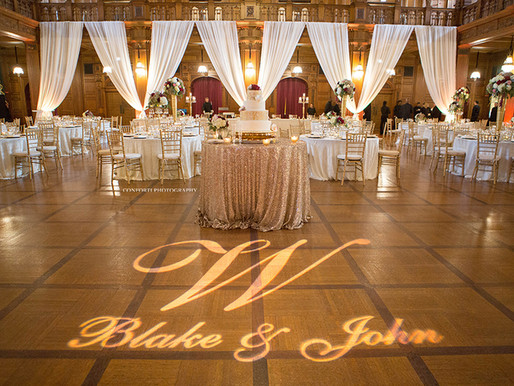 GoBo Custom Lighting: A simple way to personalize your event