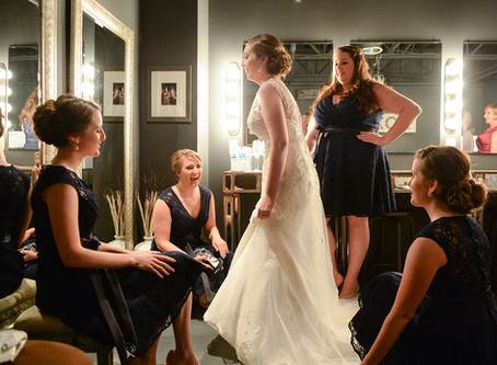 A Lovely CANAL 337 Wedding Ceremony and Reception