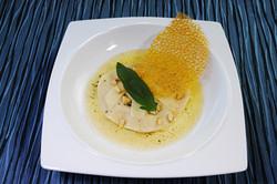 Spinach and Prosciutto Tortellos