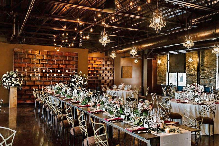 wedding venue Indianapolis CANAL 337 downtown