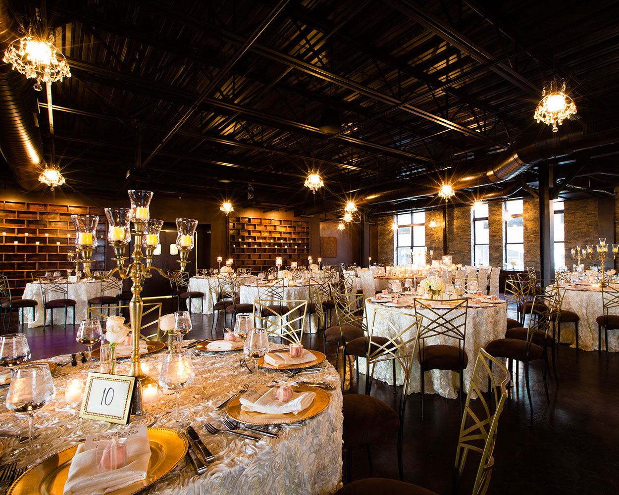 Wedding Reception Venue Canal 337 United States