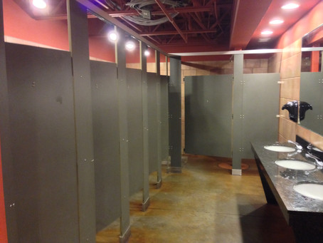 CANAL 337 Transformations: Restrooms
