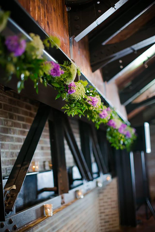 wedding venue ceremony downtown Indianapolis