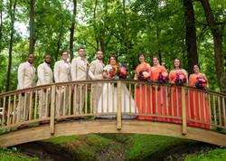Outdoor Wedding Ceremony Carmel In
