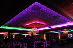 Indoor lighting features