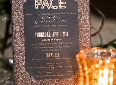 PACE AWARDS 2017