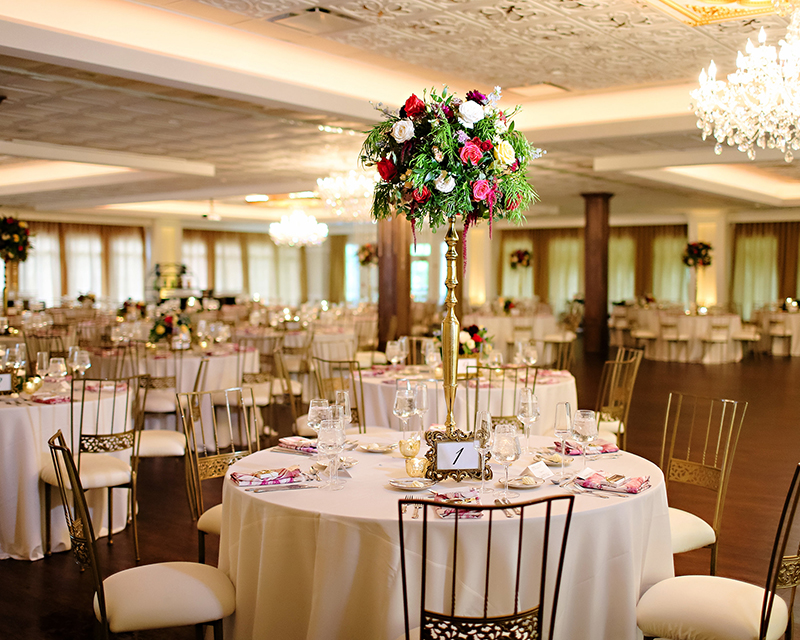 Wedding Venue Ballroom