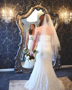 Bridal suite Black Iris Estate