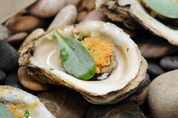 Char Broiled Oysters