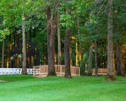 Black Iris Estate woods event space