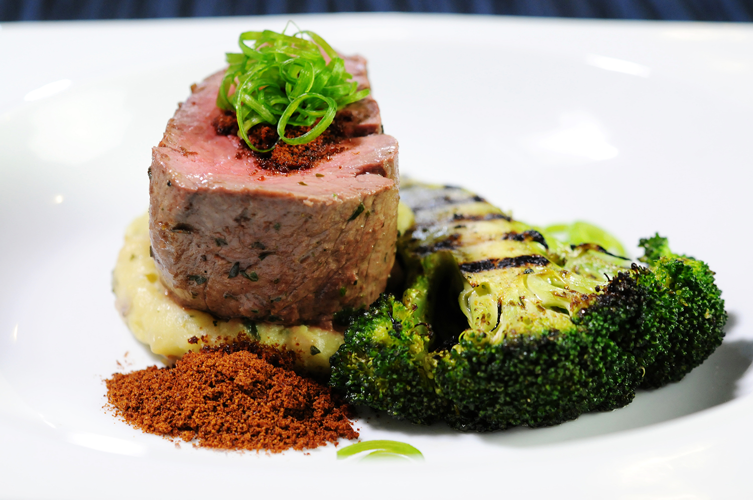 Herb Butter Tenderloin