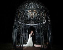 Gazebo at Black Iris Wedding Venue