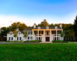 The Black Iris Estate mansion
