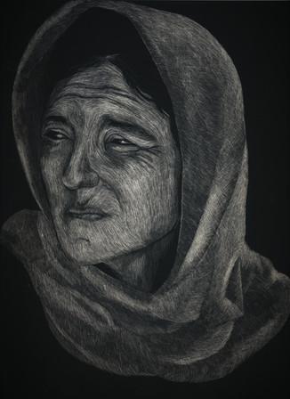 Yezidi (carte à gratter)