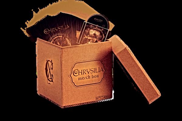 Chrysilia merchandise