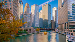 Chicago business district